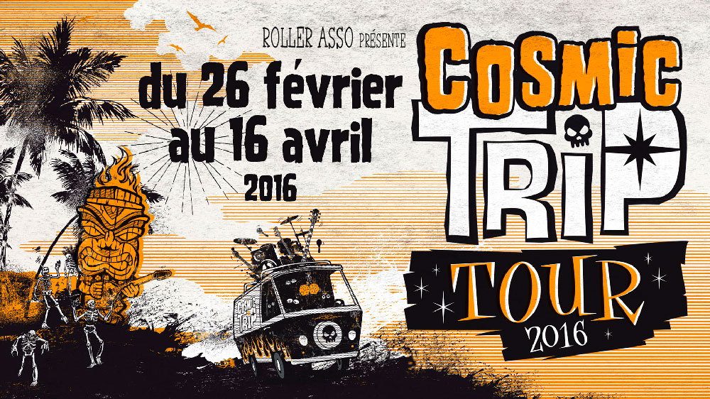 Cosmic Trip Tour 2016