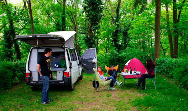 camping de Bourges
